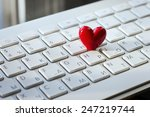 digital love | Shutterstock . vector #247219744