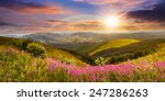 Composite Landscape With High...