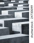 the holocaust memorial monument ... | Shutterstock . vector #24730099