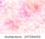 cherry blossom background | Shutterstock .eps vector #247356433