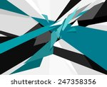 horizontal abstract background... | Shutterstock .eps vector #247358356