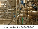 industry interior with lot of... | Shutterstock . vector #247400743