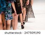 fashion show   Shutterstock . vector #247509190