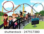 a vector illustration of... | Shutterstock .eps vector #247517380