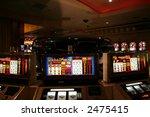 casino slot machines | Shutterstock . vector #2475415