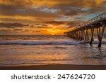 Sunset At A Southern Californi...
