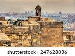 Walls Of The Saladin Citadel O...