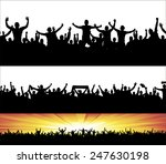 banners for sporting events and ... | Shutterstock .eps vector #247630198