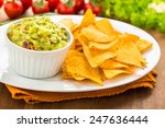 Fresh Homemade Hot Guacamole...