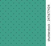 polka dot fabric design. retro... | Shutterstock . vector #247677424