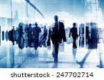 business people corporate... | Shutterstock . vector #247702714