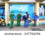 ho chi minh  vietnam   may 25   ... | Shutterstock . vector #247706296