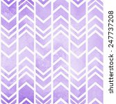seamless tribal ikat watercolor ... | Shutterstock .eps vector #247737208