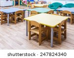 children's furniture and toys... | Shutterstock . vector #247824340
