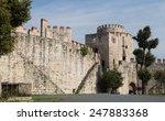 Yedikule Fortress In Fatih ...