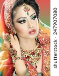 Ethnic Eastern Bride In...