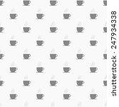 coffee  tea or hot chocolate...   Shutterstock .eps vector #247934338