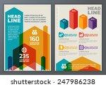 set of vector geometric... | Shutterstock .eps vector #247986238
