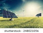 energy | Shutterstock . vector #248021056