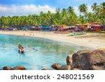 Beautiful Goa Province Beach I...