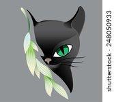 cats set | Shutterstock .eps vector #248050933