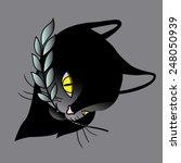 cats set | Shutterstock .eps vector #248050939