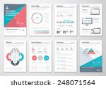 infographics elements for... | Shutterstock .eps vector #248071564