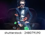 poker player | Shutterstock . vector #248079190