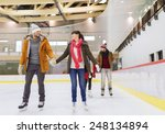 people  friendship  sport and... | Shutterstock . vector #248134894