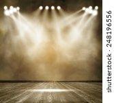 background in show. vector... | Shutterstock .eps vector #248196556
