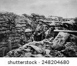 British World War 1 Soldiers I...