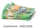 australia dollar  bank note of... | Shutterstock . vector #248211028