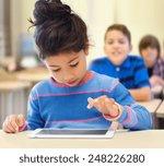 education  elementary school ... | Shutterstock . vector #248226280