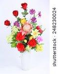 Multicolored Arrangement Of...