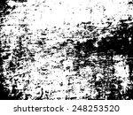 grunge textures. distressed... | Shutterstock .eps vector #248253520