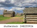 Reproductions Of Cabins Used By ...