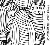 seamless pattern abstract.... | Shutterstock .eps vector #248415118