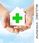 care  help  charity and people... | Shutterstock . vector #248475748