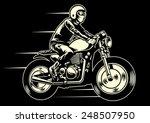 Man Ride A Classic Custom...