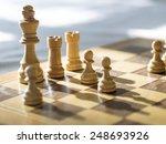 chess board | Shutterstock . vector #248693926