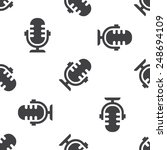 microphone pattern.