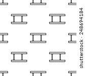 frame pattern.