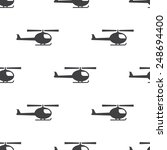 helicopter pattern.