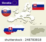 map of european union countries ...   Shutterstock .eps vector #248783818