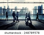 business people corporate... | Shutterstock . vector #248789578