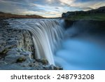 Dettifoss. Situated In...