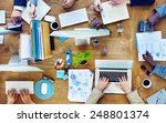 group of business people... | Shutterstock . vector #248801374