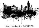 urban grunge   vector   Shutterstock .eps vector #2488020