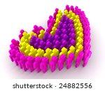 man. 3d | Shutterstock . vector #24882556
