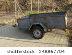 Communist Style Car Trailer...